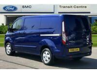 2017 Ford Transit Custom 2.0 TDCi 130ps Low Roof Limited Van Panel Van Diesel Ma