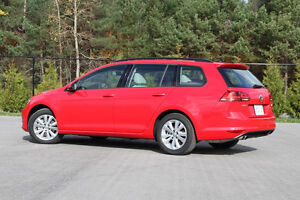 2015 Volkswagen Golf sportswagon - TRANSFERT DE LOCATION