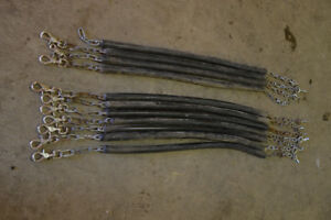 11 Rubber and Chain Stall Gurads