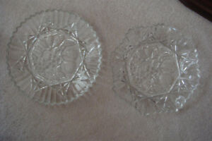 Glass Serving Pieces