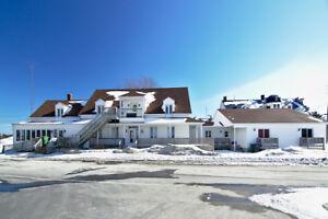 Très Grand 3plex à St-Sebasiten-de-Frontenac