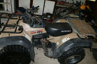 SUZUKI KING QUAD 4 X 4