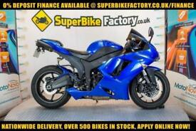 2008 08 KAWASAKI ZX-6R P8F 600CC 0% DEPOSIT FINANCE AVAILABLE