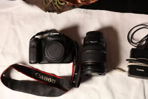 Canon DSLR 60D with CANON EF-S 17-55MM F2.8 IS USM LENS