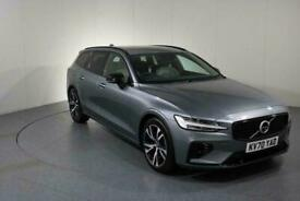 image for 2020 Volvo V60 RECHARGE T6 R-DESIGN AWD Estate Petrol Plug-in Hybrid Automatic