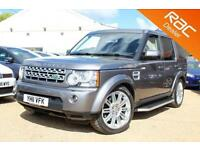 2011 11 LAND ROVER DISCOVERY 3.0 4 SDV6 HSE 5D AUTO 245 BHP DIESEL - RAC DEALER