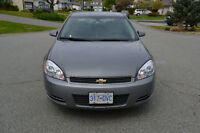 2007 CHEVROLET IMPALA LT SEDAN - NO ACCIDENTS