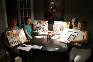 OCTOBER VISION BOARD WORKSHOP ONLY $50 (incl. supplies)! Peterborough Peterborough Area image 3