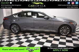 2016 Hyundai Genesis Premium-LEATHER**HEATED SEATS**NAV READY