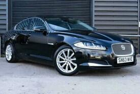 image for 2013 63 JAGUAR XF 2.2 D PREMIUM LUXURY 4D 200 BHP DIESEL