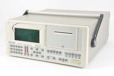 Voltech Pm3300 Universal Power Analyzer