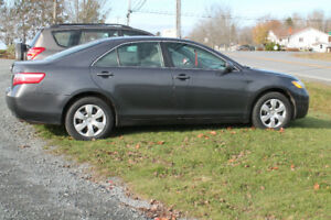 Toyota Camry Sedan Warranty and Financing Available