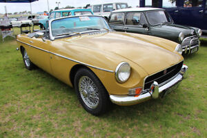 Looking for MGB (1974 or older)
