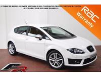 2010 Seat Leon 2.0TDI CR FR 170BHP-CRUISE-CLIMATE-ONLY 64K MILES-SERVICE HISTORY