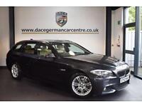 2012 12 BMW 5 SERIES 2.0 520D M SPORT TOURING 5DR AUTO 181 BHP DIESEL