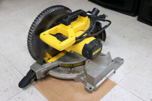 Dewalt DW713 10in Compound Mitre Saw (#16952)