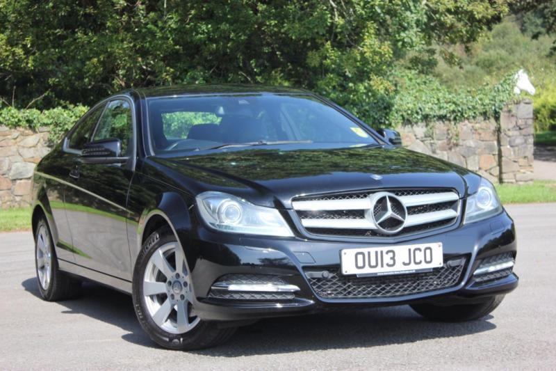 2013 mercedes c class c220 cdi blueefficiency executive se coupe diesel in pontyclun rhondda - Mercedes c class coupe diesel ...