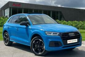 image for 2020 Audi Q5 Black Edition 45 TFSI quattro 245 PS S tronic Auto Estate Petrol Au