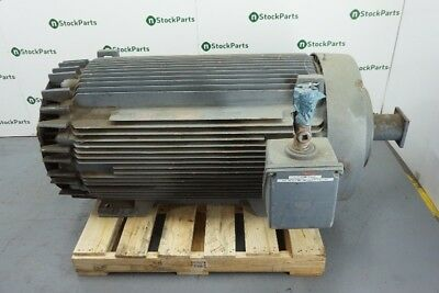 400HP 3575RPM - GENERAL ELECTRIC 5KS511SN162F2  USNT - 400 HP ELECTRIC MOTOR 357