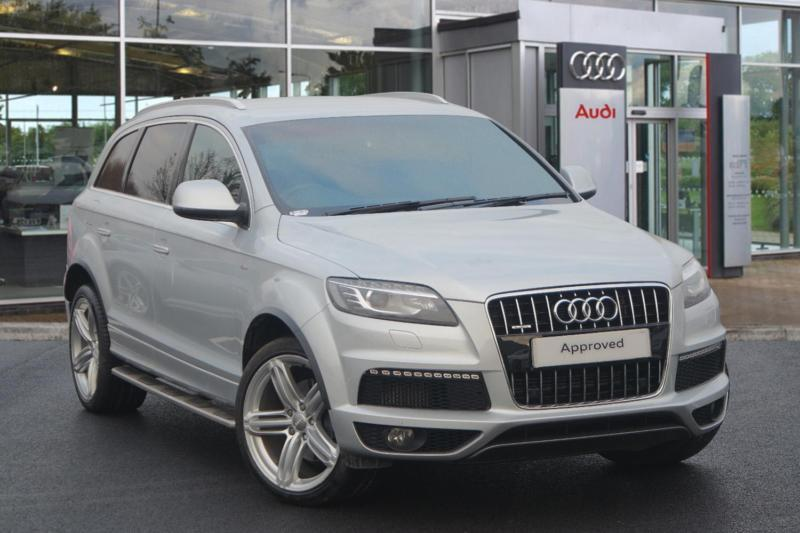 2012 audi q7 3 0 tdi 245 quattro s line plus 5dr tip auto. Black Bedroom Furniture Sets. Home Design Ideas