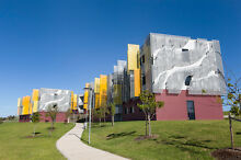 Student apartments on-campus at Western Sydney University Penrith Penrith Penrith Area Preview
