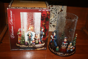 11.  Christmas Candles/Holders-Various-See photos