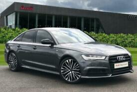 image for 2018 Audi A6 Black Edition 2.0 TFSI quattro 252 PS S tronic Auto Saloon Petrol A