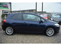 Toyota Auris 1.6 SR 3 DOOR SPORTS BLUE 2008 MODEL +BEAUTIFUL+