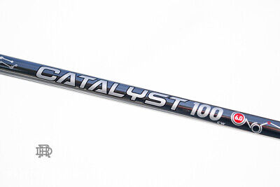 Project X Catalyst 80cw 100cw Graphite Iron Shaft Set. Choose Specs. .355 Tip