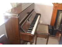 Free Piano (Sorry the Piano has now been claimed thank you for your interest.)