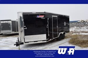 2017 Pace American 23' BACK COUNTRY Sled Trailer