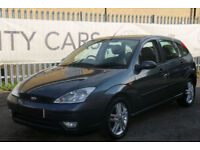 Ford Focus 2.0i 16v 2003MY Zetec BARGAIN TO CLEAR!!!! DRIVES / LOOKS GOOD!!