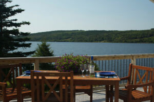 Lakefront Cottage for rent  - Nova Scotia