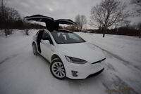 TESLA +++ Private driver for hire, airport shuttle services 24/7