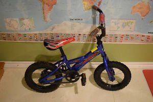 "Nakamura 'Adventure' kids bike, Diam. 12"" - good shape"