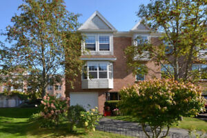 WATERFRONT TOWNHOUSE-BEDFORD, N.S.