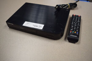 Samsung BD-H5100 Blu-Ray Disc Player w/ Remote #406