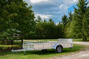 All Canadian Made BreMar/Ajj's Aluminum Trailers London Ontario image 20