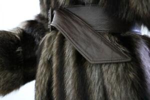 Vintage Raccoon Fur Coat  www.etsy.com/ca/shop/Merchantess