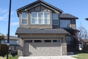 """Executive Home for Rent """"ON THE PARK"""" in Luxstone Airdrie"""