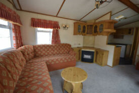 2003 ABI Cotswold 37x12 with 2 beds | Winter Pack Static Caravan | OFF SITE