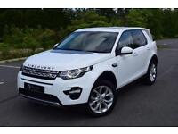 2014 64 LAND ROVER DISCOVERY SPORT 2.0 SI4 HSE LUXURY AUTOMATIC VAT QUALIFYING