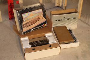 Commodore 64 et Single Floppy Disk