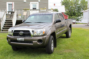 2011 Toyota Tacoma V6 doublecab Particulier