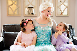 Invite Elsa and Anna to your child's birthday party! Kitchener / Waterloo Kitchener Area image 2