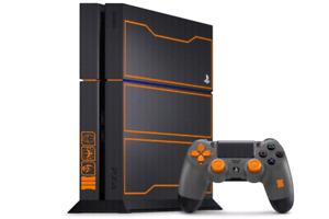 PS4 Black Ops 3 edition (DESCRIPTION!)