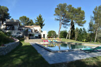 South of France Apartment in large property 5 acres