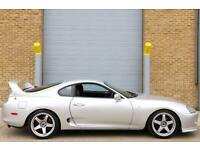 TOYOTA SUPRA.......NOW SOLD,,,,SIMILAR REQUIRED