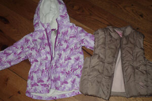 12-18 and 18-24 month box of 60+ items of girls clothing Cambridge Kitchener Area image 4
