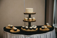 Handmade Wedding Cake Stand and table Center Pieces